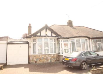 Thumbnail 3 bed bungalow to rent in Leigh Avenue, Redbridge
