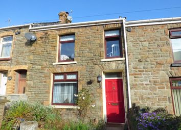 Thumbnail 2 bed terraced house for sale in Jenkins Terrace, Maesteg