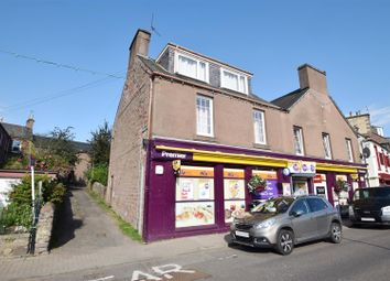 Thumbnail 2 bed flat for sale in Leighton Square, Alyth, Blairgowrie