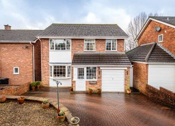 Thumbnail 4 bed detached house for sale in Beaufort Drive, Lydney