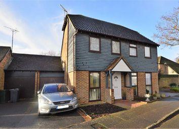 Thumbnail 2 bed semi-detached house for sale in Homestead, Singleton, Ashford