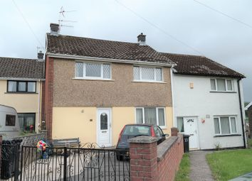Thumbnail 3 bed semi-detached house for sale in Laburnum Close, Merthyr Tydfil