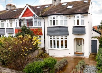Thumbnail 4 bed end terrace house for sale in Brooklands Avenue, London