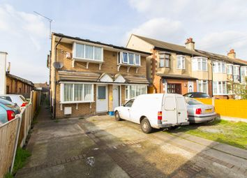 Thumbnail 1 bed terraced house for sale in Brentwood Road, Romford