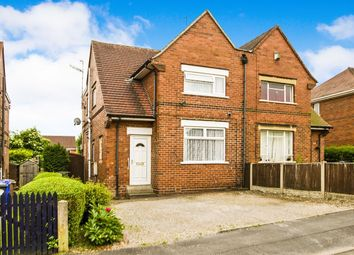 Thumbnail 2 bed semi-detached house for sale in Glebe Crescent, Ilkeston
