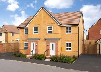"Thumbnail 3 bed terraced house for sale in ""Palmerston"" at Captains Parade, East Cowes"