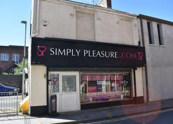 Thumbnail Retail premises for sale in Park Street, Swansea