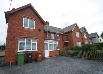 Thumbnail 3 bedroom semi-detached house to rent in Willenhall Street, Darlaston, Wednesbury