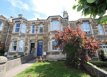 Thumbnail 4 bed terraced house for sale in Longfellow Avenue, Bear Flat, Bath