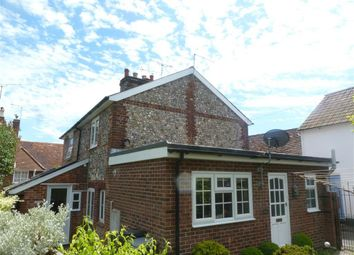Thumbnail 2 bedroom property to rent in Hyde Church Lane, Winchester