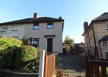 Thumbnail 3 bedroom semi-detached house for sale in Chestnut Drive, Dudley