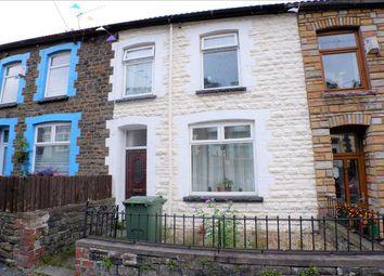 3 bed terraced house for sale in Vivian Street, Tylorstown, Ferndale CF43