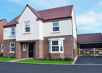 "Thumbnail 4 bed detached house for sale in ""Winstone"" at Dunbar Way, Ashby-De-La-Zouch"