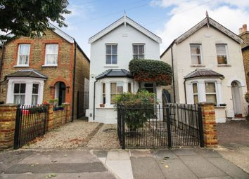 Thumbnail 3 bed detached house for sale in Canbury Avenue, Kingston Upon Thames