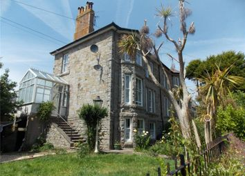 Thumbnail 2 bed flat for sale in Porthia House, Trewithen Road, Penzance