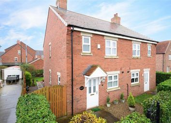 Thumbnail 3 bed semi-detached house for sale in Station Road, Thirsk