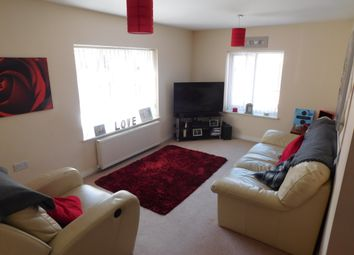 Thumbnail 2 bed flat to rent in Saffron Street, Forest Town, Mansfield