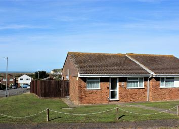 Thumbnail 2 bed semi-detached bungalow for sale in Rosemount Close, Seaford