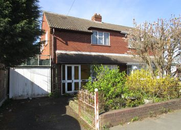 Thumbnail 3 bed semi-detached house for sale in Avenue Road, Coseley, Bilston
