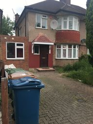 Thumbnail 5 bed semi-detached house for sale in Imperial Drive, Harrow