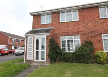 Thumbnail 3 bed semi-detached house to rent in Vicarage Rise, Bishops Tachbrook