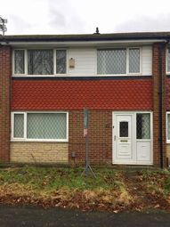 Thumbnail 3 bedroom terraced house to rent in Ridding Close, Offerton, Stockport
