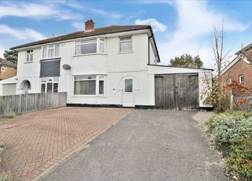 3 bed semi-detached house for sale in Hillside Road, Poole BH12
