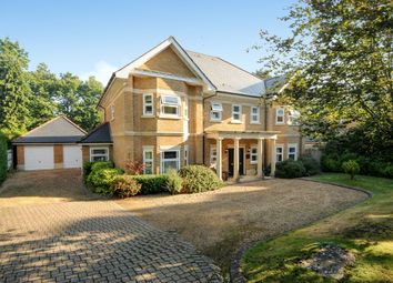 Thumbnail 5 bed detached house to rent in Alpine Close, Hancocks Mount, Ascot