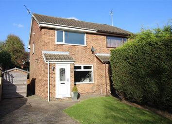 Thumbnail 2 bed semi-detached house for sale in Derwent Close, Allestree, Derby