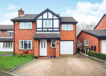 Thumbnail 5 bed detached house for sale in Steele Road, Middlewich