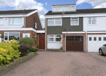 Thumbnail 4 bedroom semi-detached house for sale in Walker Avenue, Brierley Hill