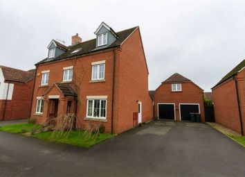 Thumbnail 5 bedroom detached house for sale in Bronze View, Coventry, West Midlands