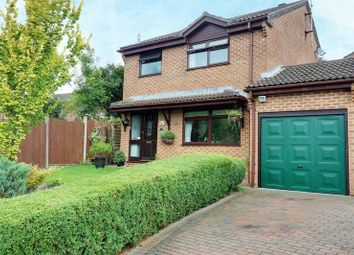 Thumbnail 3 bed detached house for sale in Chervil Close, Horndean, Waterlooville