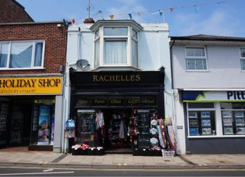 Thumbnail 1 bed property for sale in 39 High Street, Sandown