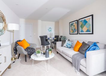 Thumbnail 1 bed flat for sale in Bessemer Road, Welwyn Garden City