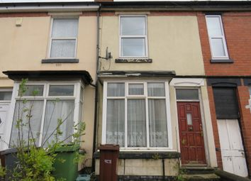 Thumbnail 3 bedroom terraced house for sale in Norfolk Road, Wolverhampton