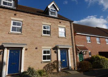 Thumbnail 3 bedroom property to rent in Burdock Close, Wymondham