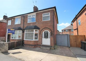 Thumbnail 3 bed semi-detached house for sale in Lilac Grove, Beeston, Nottingham