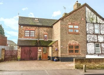 Thumbnail 4 bed semi-detached house for sale in Colham Green Road, Hillingdon, Middlesex