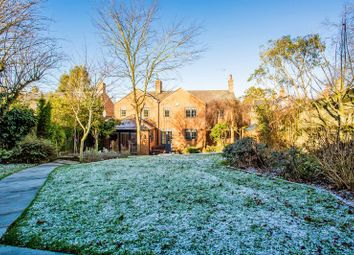Thumbnail 4 bed detached house for sale in Main Street, Gawcott, Buckingham