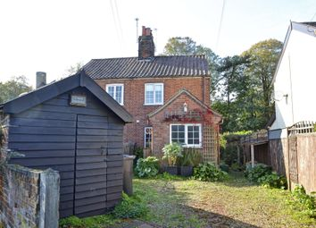 Thumbnail 2 bed cottage for sale in Bramerton, Norwich, Norfolk