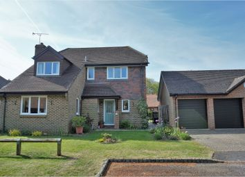 Thumbnail 4 bed detached house for sale in St. Marys Meadow, Yapton, Arundel