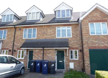 Thumbnail 3 bed terraced house to rent in Periwood Crescent, Perivale, Greenford, Greater London