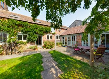 Thumbnail 4 bed barn conversion for sale in Cleobury Road, Bewdley