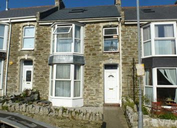 Thumbnail 6 bed terraced house for sale in Springfield Road, Newquay, Cornwall