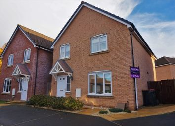 Thumbnail 4 bed detached house for sale in Monolith Court, Newport