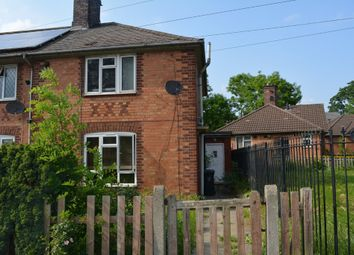 Thumbnail 3 bed end terrace house for sale in Wycombe Road, Off Humberstone Drive, Leicester