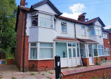 Thumbnail 3 bed semi-detached house for sale in Edgeworth Drive, Manchester