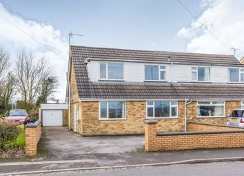Thumbnail 3 bed semi-detached house for sale in Talke Road, Red Street, Newcastle Under Lyme, Staffs
