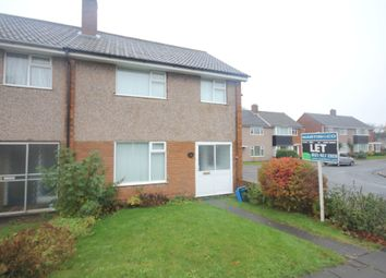Thumbnail 3 bed end terrace house to rent in Peach Ley Rd, Selly Oak/Bartley Green